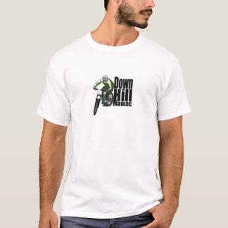 Down Hill Maniac Mountain Biker T-Shirt