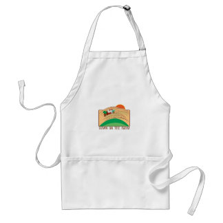 Down On The Farm Standard Apron
