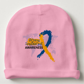 Down Syndrome Awareness Baby Beanie