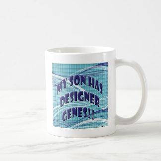 Down Syndrome awareness products Basic White Mug