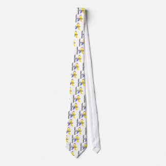 Down Syndrome Awareness Tie