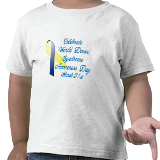 Down Syndrome Day T-shirt