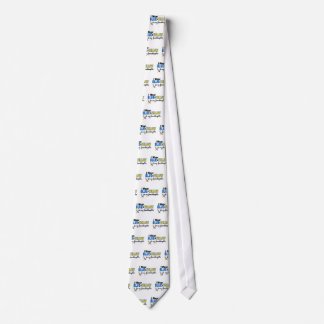 Down Syndrome I Wear Blue & Yellow Granddaughter 2 Tie