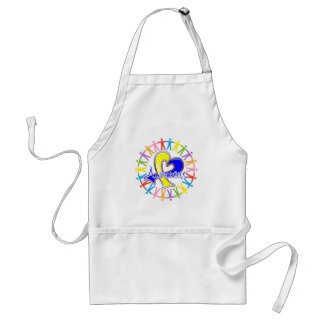 Down Syndrome Unite in Awareness Apron