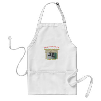Down The Chimney Standard Apron