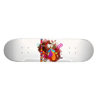 Down the Rabbit-Hole Skateboard Decks