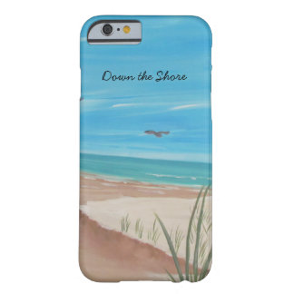 Down the Shore iPhone 6 case