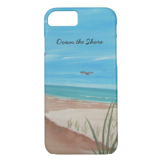 Down the Shore iPhone 7 case