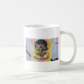 Down To Earth 2 Basic White Mug