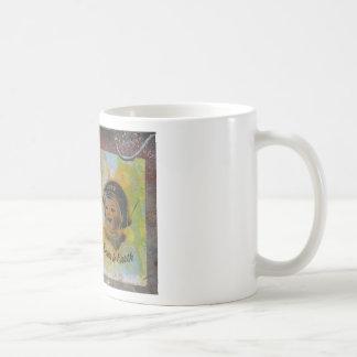 Down To Earth Basic White Mug
