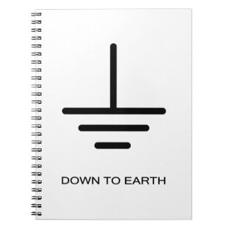 Down to Earth Note Books