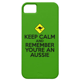 Down under iPhone 5 case