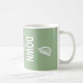 Down With This Sort Of Thing Coffee Mug