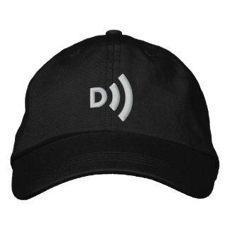 Downcast Logo Hat - Classic Embroidered Embroidered Baseball Cap