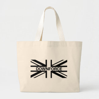 Downforce Plain Logo Jumbo Tote Bag