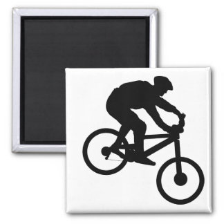 Downhill Square Magnet