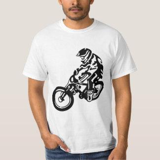Downhill mountain bike rider shirts