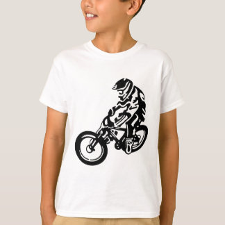 Downhill mountain bike rider T-Shirt