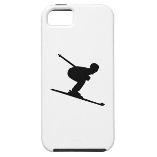 Downhill Skiing iPhone 5 Cases