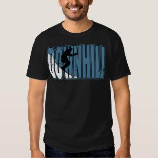 Downhill Skiing Tshirt