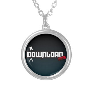 Download Festival 2016 Unofficial Merchandise Silver Plated Necklace