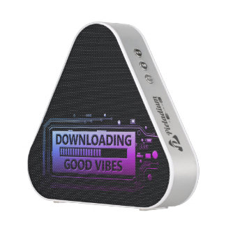 Downloading good vibes.