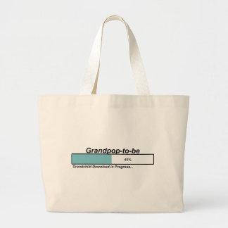 Downloading Grandpop to Be Bag