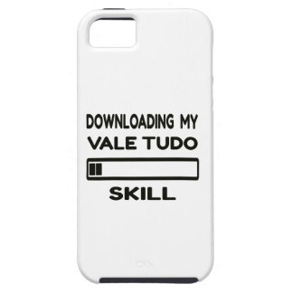 Downloading my Vale Tudo skill Case For The iPhone 5