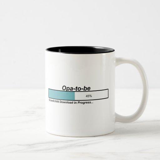 Downloading Opa to Be Mug