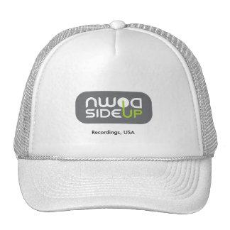 Downside Up Recordings Snapback Hats
