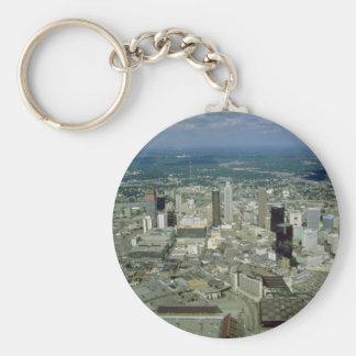 Downtown Atlanta, Georgia, U.S.A. Key Ring