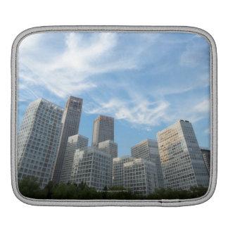 Downtown Beijing iPad Sleeves