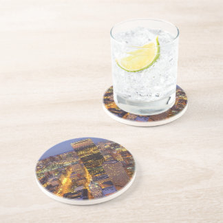 Downtown Boston and Hancock Tower Coasters