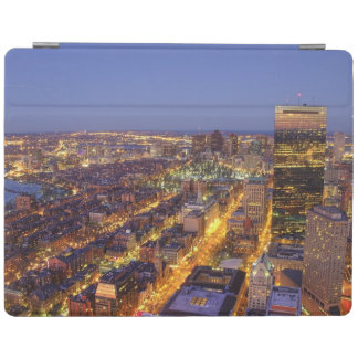 Downtown Boston and Hancock Tower iPad Cover