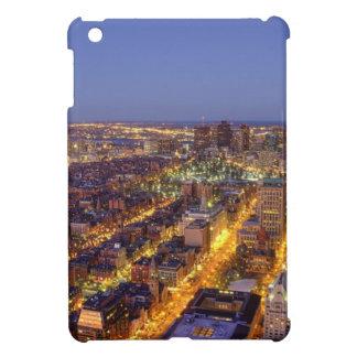 Downtown Boston and Hancock Tower iPad Mini Case
