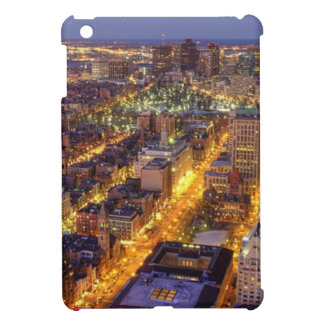 Downtown Boston and Hancock Tower iPad Mini Covers