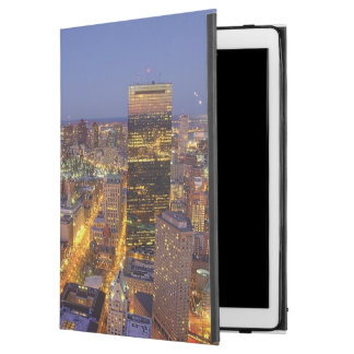 "Downtown Boston and Hancock Tower iPad Pro 12.9"" Case"