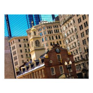 Downtown Boston Photo