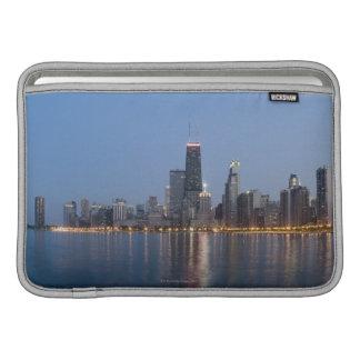 Downtown Chicago Skyline MacBook Sleeve
