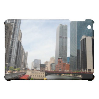 Downtown Chicago Waterfront, USA iPad Mini Covers