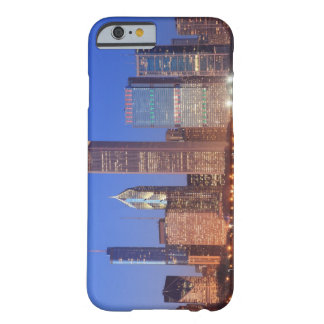 Downtown Chicago with skyscrapers including Barely There iPhone 6 Case