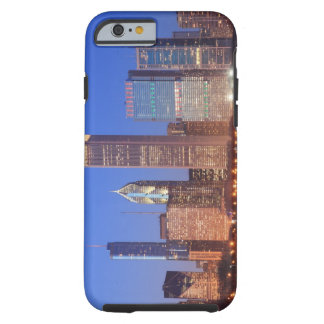 Downtown Chicago with skyscrapers including Tough iPhone 6 Case