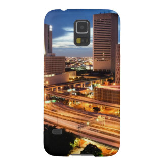 Downtown City View Galaxy S5 Cover