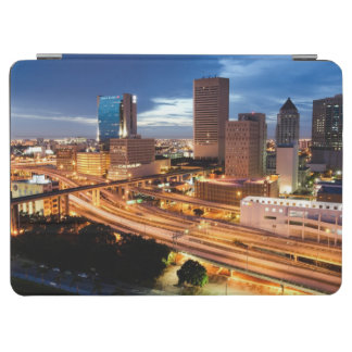 Downtown City View iPad Air Cover