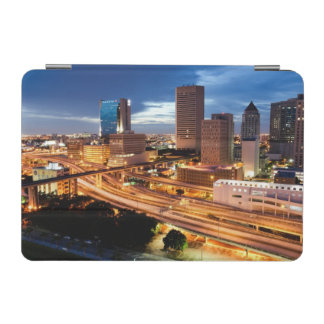 Downtown City View iPad Mini Cover