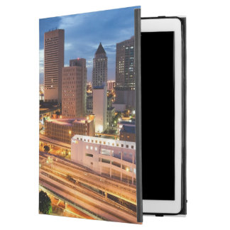 "Downtown City View iPad Pro 12.9"" Case"