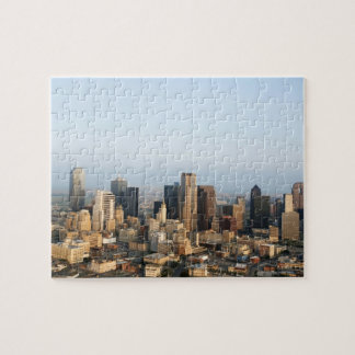 Downtown Dallas Jigsaw Puzzle