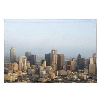 Downtown Dallas Placemat