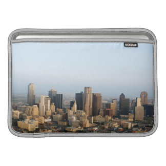 Downtown Dallas Sleeve For MacBook Air