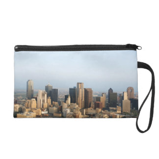 Downtown Dallas Wristlet Purses